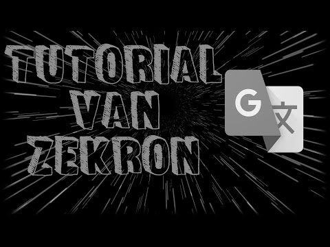 | How to download Google Translate Audio? | Dutch Commentary
