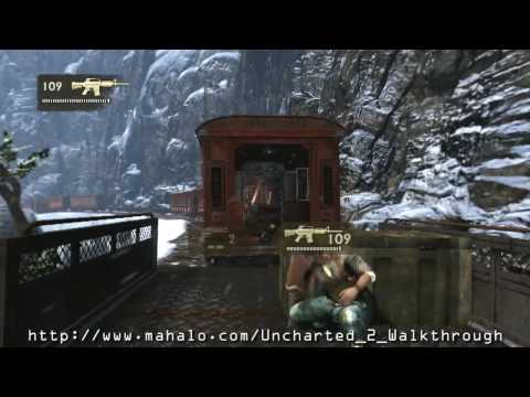 Uncharted 2 Among Thieves Walkthrough Chapter 14 Tunnel Vision