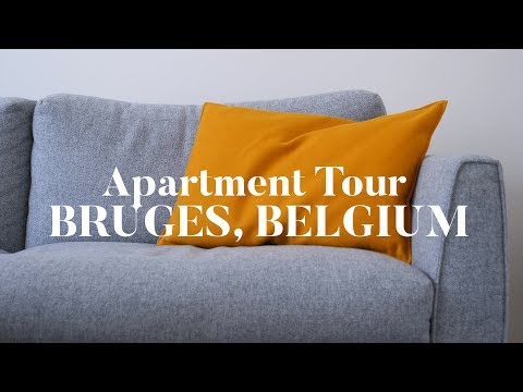 THE PERFECT AIRBNB ACCOMMODATION (BRUGES, BELGIUM APARTMENT TOUR AND REVIEW) | Eileen Aldis