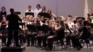 Wind Ensemble - March Grandioso - arr. Andrew Glover