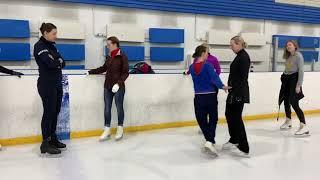 Фигурное катание для взрослых Adult figure skating