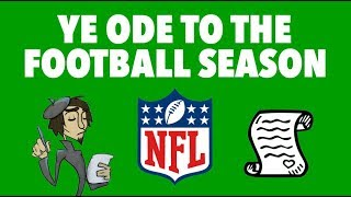 ODE TO THE NFL SEASON - feat. Urinating Tree