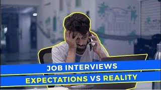 Job Expectation Vs Reality | Funny Sketch Video |WittyFeed
