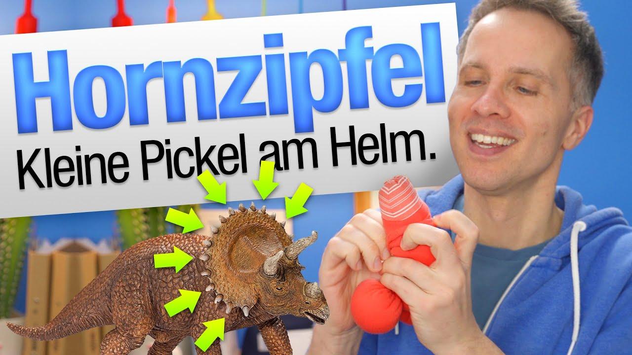 Hornzipfel - Zapfen am Helm | jungsfragen.de - YouTube