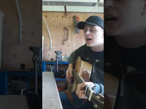 Even Though I'm Leaving Luke Combs Cover