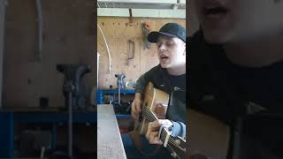 Even Though I'm Leaving Luke Combs Cover Video