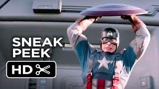 Captain America: The Winter Soldier Sneak Peek (2013) - Chris Evans Movie HD