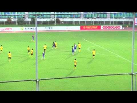 Rakhine  United FC (2-5) Yadanarbon FC  Highlight