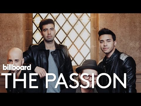 Download Jencarlos Canela, Prince Royce, and Chris Daughtry   The Passion Live Cast