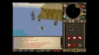10/20/09 (oct. 20th 2009) Fishing Platform Glitch