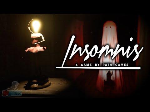 Insomnis | Free Indie Horror Game | PC Gameplay Walkthrough