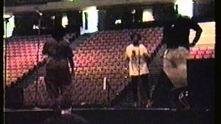 Little Eva - The Locomotion (June 29, 1991 Meadowlands Show Rehearsal Tape)