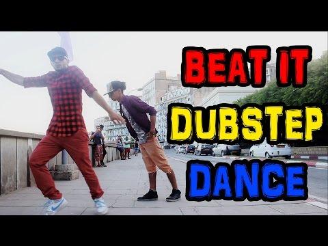 """BEAT IT   EPIC DUBSTEP DANCE VIDEO """"Mutrix Remix"""" Michael Jackson Tribute By Bagio"""