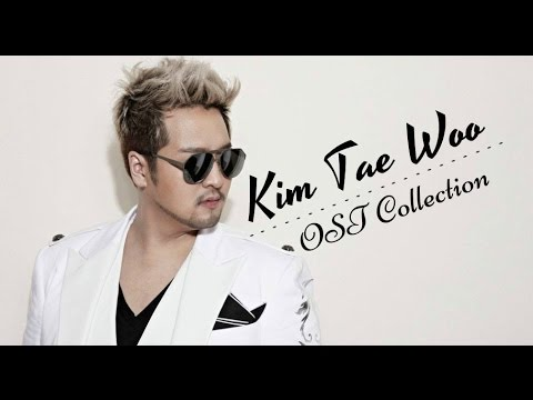 Kim Tae Woo 김태우  OST Collection