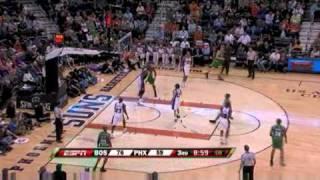 Boston Celtics VS Phoenix Suns Recap