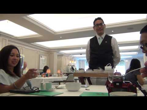 Fortnum and Mason Afternoon Tea with Tea Sommelier