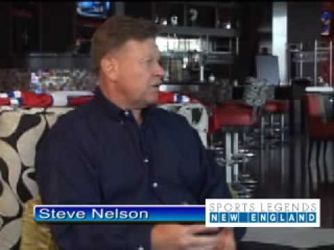 Sports Legends New England - Steve Nelson - YouTube