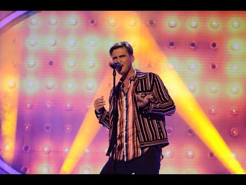 Bragi Bergsson: I Wanna be Your Lover – Prince – Idol 2018 - Idol Sverige (TV4)