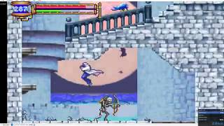 Castlevania: Aria of Sorrow Any% No 0HP in 16:10