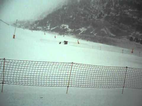 Arinsal Snow Report for Saturday 4th February 2012