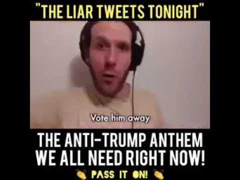 The Liar Tweets Tonight Trump