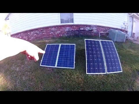RV Solar Power, Our System In Detail - Nomadic Native