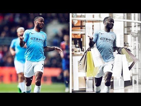 Why does Raheem Sterling run like he's doing his shopping? - Oh My Goal