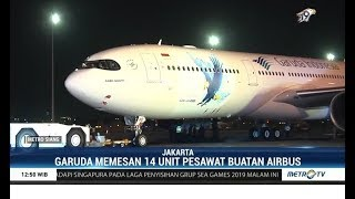 Ini Dia Armada Baru Garuda Indonesia