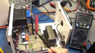Diy Bench Power Supply #3 - Circuit Troubleshooting - Pt 1