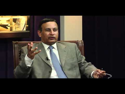 Ambassador Husain Haqqani - Pakistan and the US, Partners in Combatting Terrorism