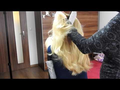 Hair brushing*ASMR