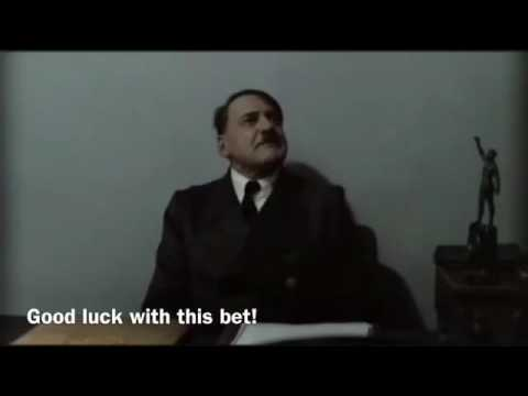 Hitler and his syndicate F1 bet on the 2016 Abu Dhabi Grand Prix