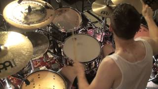 Alex Rudinger (Drum Playthrough) - Cause For Concern