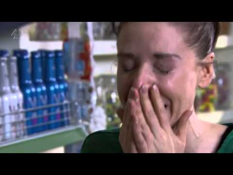 Hollyoaks February 10th 2014 (Things get worse for Cindy)