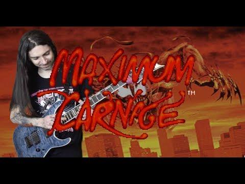 Maximum Carnage Meets Metal