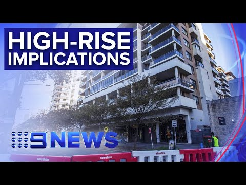 What Mascot Towers Saga Could Mean For Building Industry   Nine News Australia