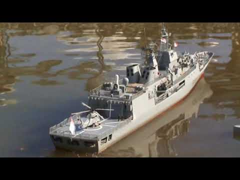 Model Radio Controlled War Ships copy
