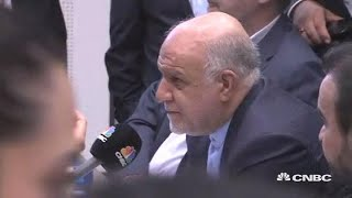 Iran oil minister: First priority is to preserve level of production | In The News