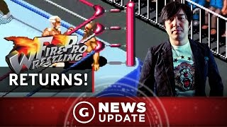 Suda51 Announces The Return Of Fire Pro Wrestling - GS News Update(Publisher Spike Chunsoft has announced that a new game in the Fire Pro Wrestling series called Fire Pro Wrestling World will arrive for PC on Steam Early ..., 2017-03-03T19:00:00.000Z)