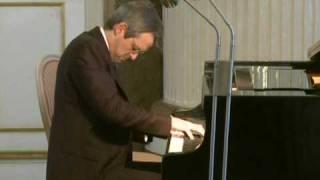 """Luis Fernando Pérez, piano  Enrique Granados - Danza Española nº 5  """"Andaluza"""""""