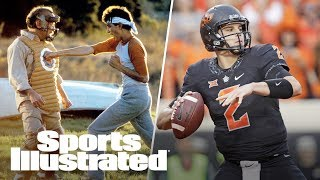 Ben Roethlisberger On Mason Rudolph, Ralph Macchio On 'The Karate Kid' | SI NOW | Sports Illustrated