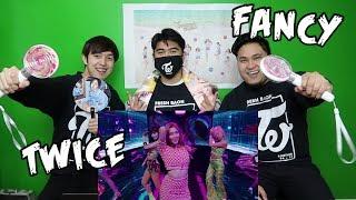 TWICE - FANCY MV REACTION (FUNNY FANBOYS)
