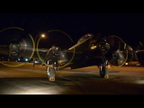 Bomber Command Musem FM159 2015 Gala Night Run