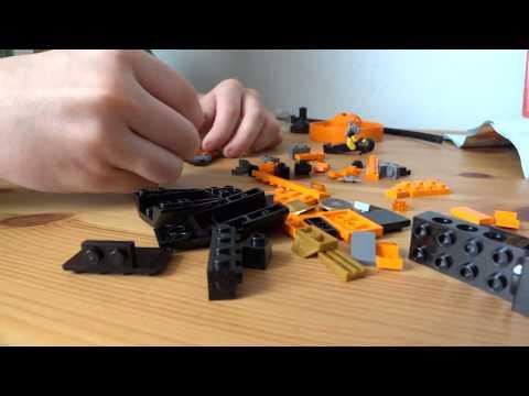 LEGO Ninjago. Masters Of Spinjitzu. Коул Мастер Кружитцу