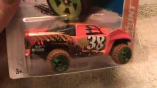 BAJA TRUCK HW STUNT SERIES HOT WHEELS
