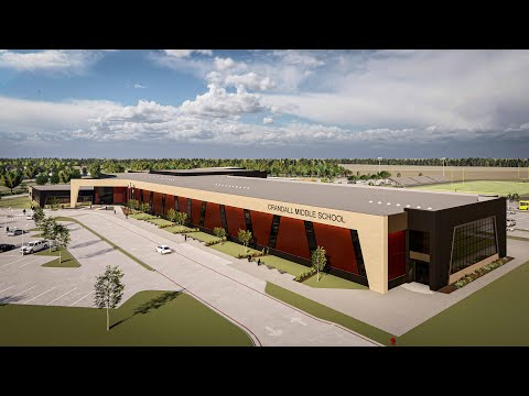 WRA Architects | Crandall ISD Middle School Design