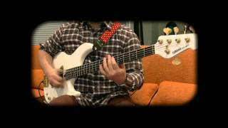 I really love this bass root note on this chord progression. F-B-A#...