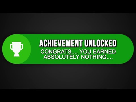 10 DUMBEST Achievements in Video Games that Give You ZERO Gamerscore