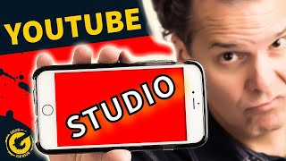 How to Use YouTube Studio App to Grow Your Channel