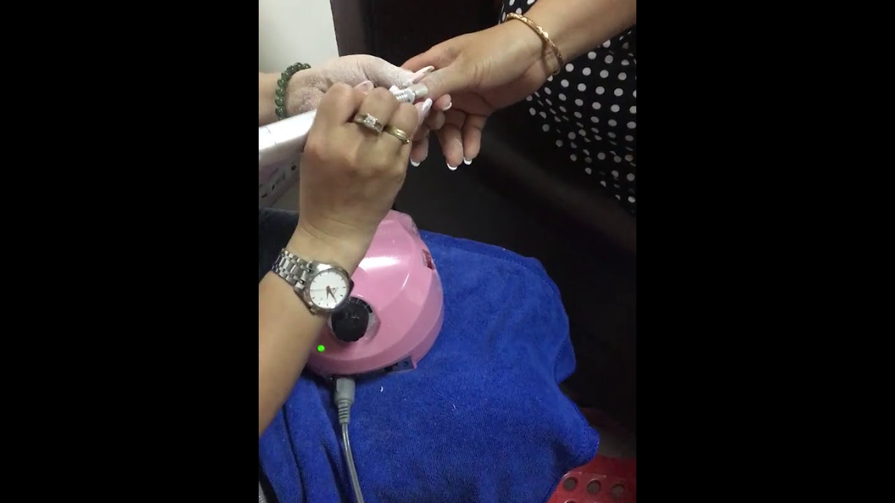 Nail extension & Acrylic - Nguyen Thi Lanh - Salon Staff Recruitment ...